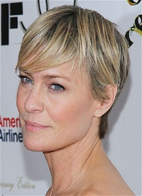 Beautiful Short Hairstyles for Older Women (2)