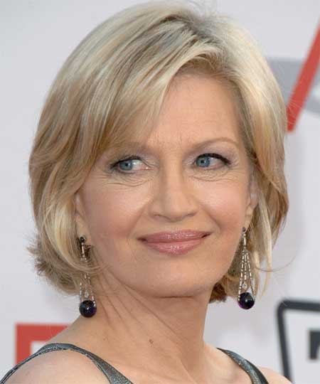 Beautiful Short Hairstyles For Older Women