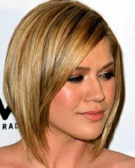 Cute Short Haircuts for Thick Hair (1)