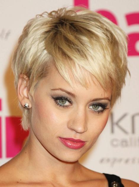 Cute Short Haircuts for Thick Hair (2)