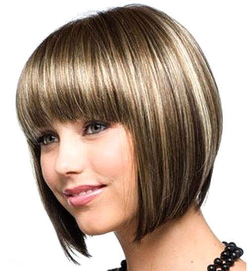 Haircuts In : Trendy Short Hairstyles for Round Faces New Hairstyles Ideas