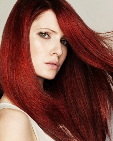 coloring hair for women